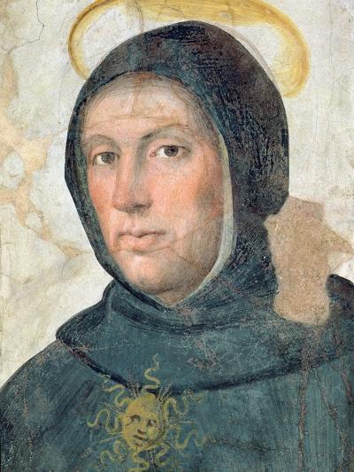 St. Thomas Aquinas-Fra Bartolommeo-Giclee Print