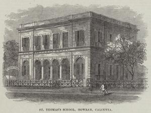 St Thomas's School, Howrah, Calcutta