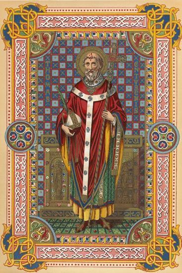 St Thomas-English School-Giclee Print