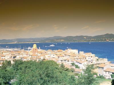 St. Tropez, Var, Cote d'Azur, Provence, French Riviera, France, Mediterranean-Bruno Barbier-Photographic Print