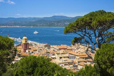 St. Tropez, Var, Provence-Alpes-Cote D'Azur, French Riviera, France-Jon Arnold-Photographic Print