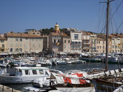 St. Tropez, Var, Provence, Cote D'Azur, French Riviera, France, Mediterranean, Europe-Angelo Cavalli-Photographic Print