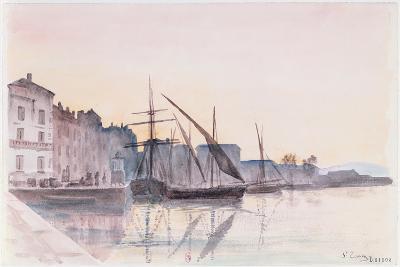 St. Tropez--Giclee Print