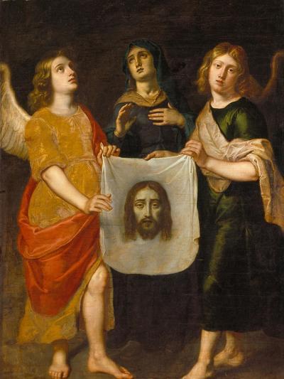 St. Veronica-Gaspard de Crayer-Giclee Print