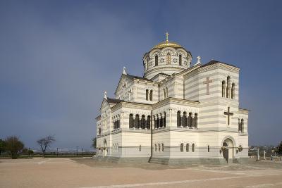 St Vladimir's Cathedral--Photographic Print