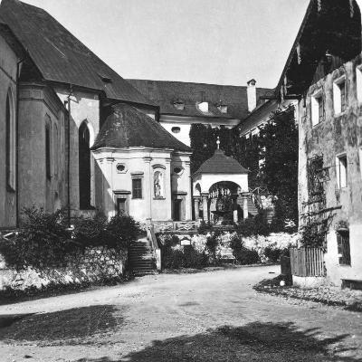 St Wolfgang, Salzkammergut, Austria, C1900s-Wurthle & Sons-Photographic Print