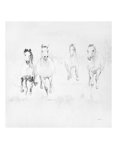 Stable II-Cecil K^-Art Print
