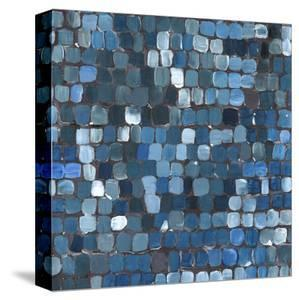 Cobalt Cobbles by Stacey Wolf
