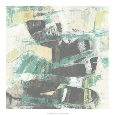 Stacked Orbs II-Jennifer Goldberger-Art Print