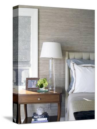 Bedroom Detail in American Home