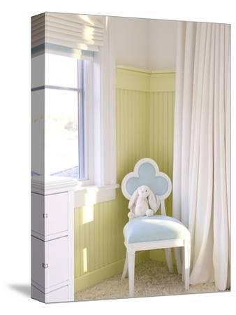 Girls Bedroom in American Home