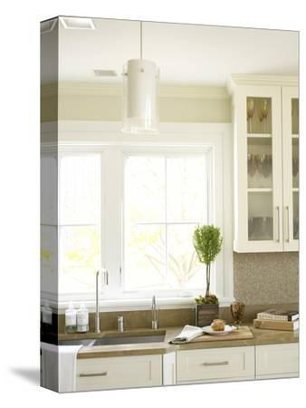 Kitchen Detail in American Home