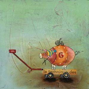 Go Pig by Stacy Dynan