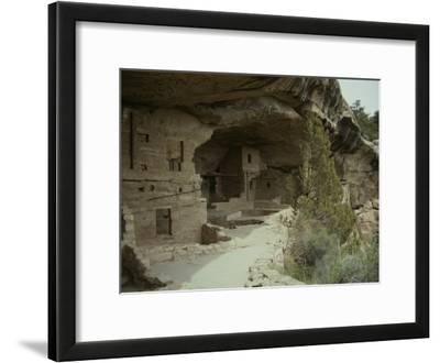 Anasazi Ruins at Mesa Verde National Park