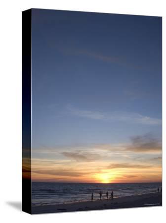 Sunset on Anna Maria Island, Holmes Beach, Florida