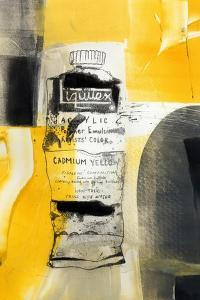 Cadmium Yellow by Stacy Milrany