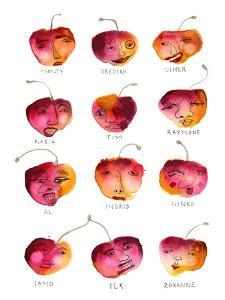 Cherry Family by Stacy Milrany