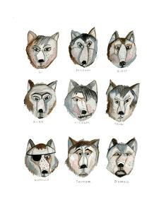 Coyote Pack by Stacy Milrany
