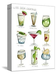 Cruise Cocktails by Stacy Milrany