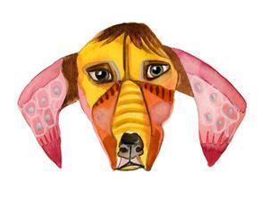 Cuba Dog, Buck by Stacy Milrany