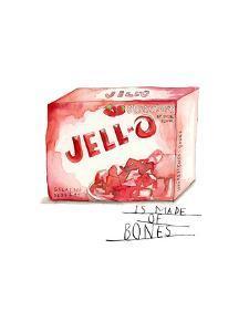 Jello by Stacy Milrany