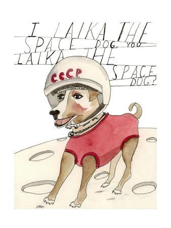 Laika, The Space Dog