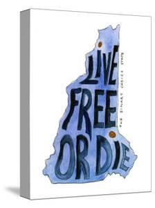 Live Free or Die by Stacy Milrany