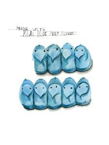 Real Blue Peep Flavor by Stacy Milrany