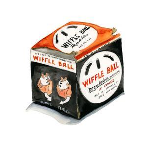 Regulation Wiffleball by Stacy Milrany