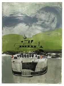 The Spokane Ferry by Stacy Milrany