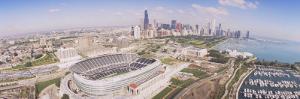 Stadium, Soldier Field, Chicago, Illinois, USA