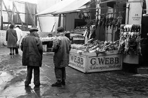 A Day in the Life of Shepherd's Bush Market, 1948 by Staff