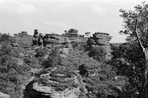 Birnham Rocks by Staff