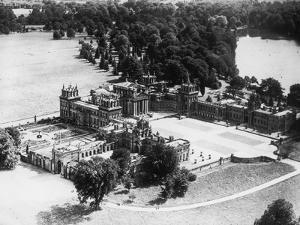 Blenheim Palace in Oxfordshire, 1950 by Staff