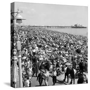 Brighton, East Sussex, 1962 by Staff