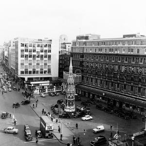 Charing Cross and the Strand, 1969 by Staff