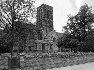 Church of the Holy Angels 1970 by Staff