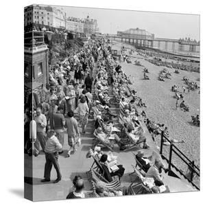 Eastbourne, Sussex, 1962 by Staff