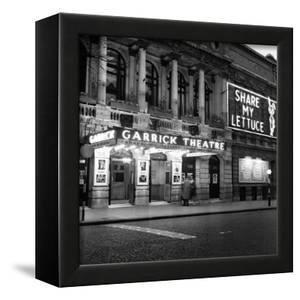 Garrick Theatre 1958 by Staff