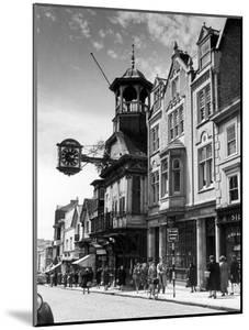 Guildford High Street, Surrey, Circa 1950 by Staff