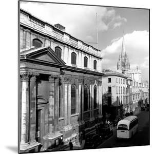 High Street, Oxford, Circa 1953 by Staff