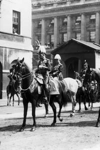 King Edward VII funeral 1910 by Staff