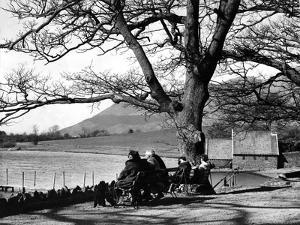 Lake District - Derwentwater 1965 by Staff