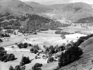 Lake District - Ullswater district 3 October 1966 by Staff