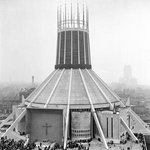Liverpool Cathedral by Staff
