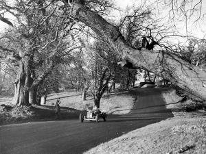 Motor Racing at Oulton Park, 1953 by Staff