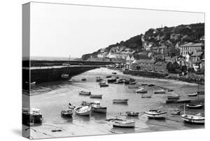 Mousehole Harbour, 1975 by Staff