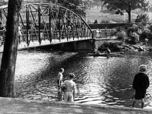 River Wansbeck, Morpeth by Staff