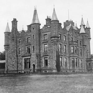 Stormont Castle, Belfast 1921 by Staff