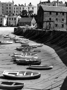 Tenby Harbour 1960 by Staff